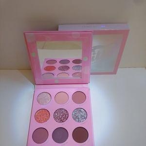Bitti X Colourpop Candy Button Eyeshadow Palette